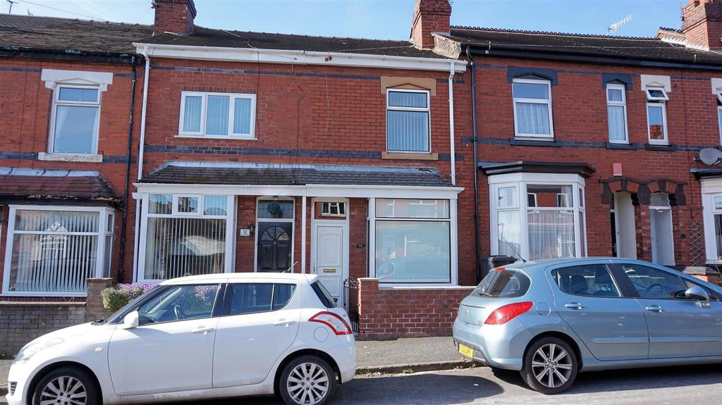 2 Bedrooms Terraced House for sale in Park Avenue West, Wolstanton, Newcastle