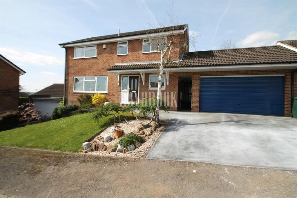 4 Bedrooms Detached House for sale in Haworth Bank, Moorgate