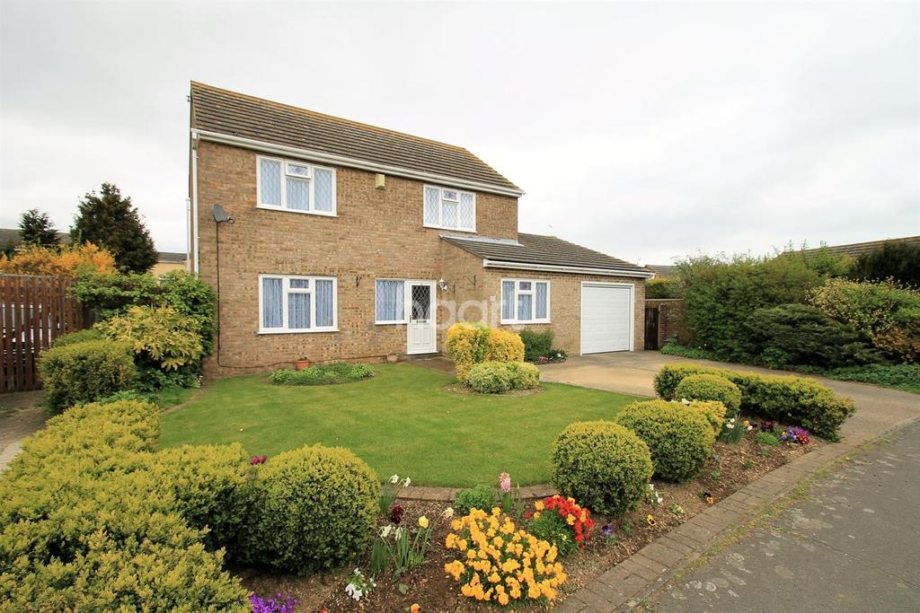 4 Bedrooms Detached House for sale in Grange Park Area