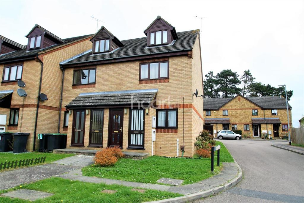 1 Bedroom Maisonette Flat for sale in Harborough Way