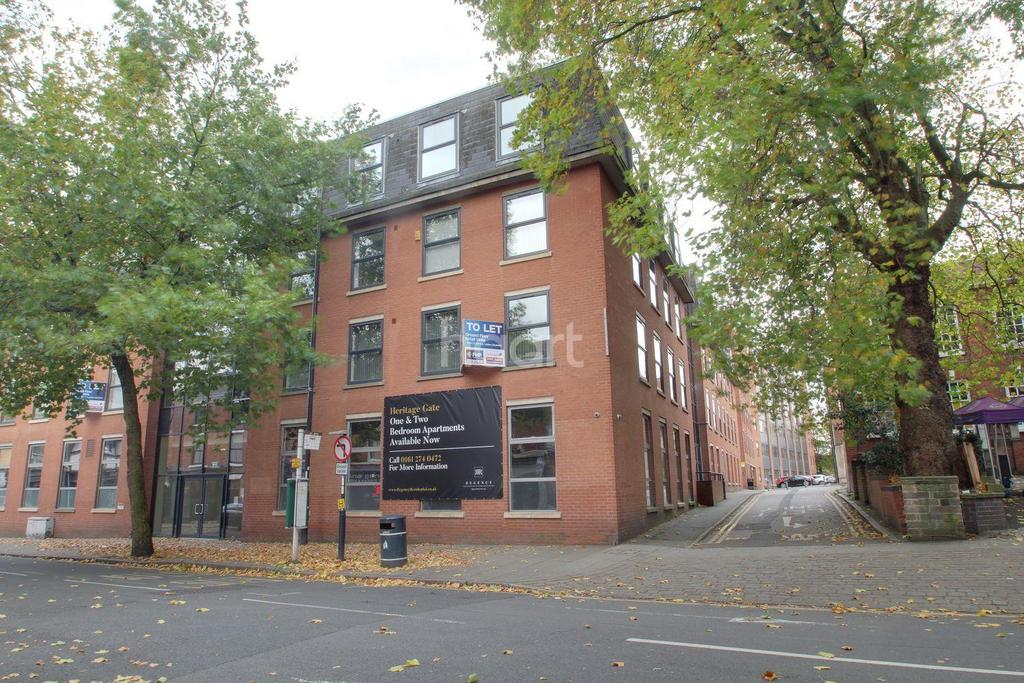 1 Bedroom Flat for sale in Norman House, Friar Gate