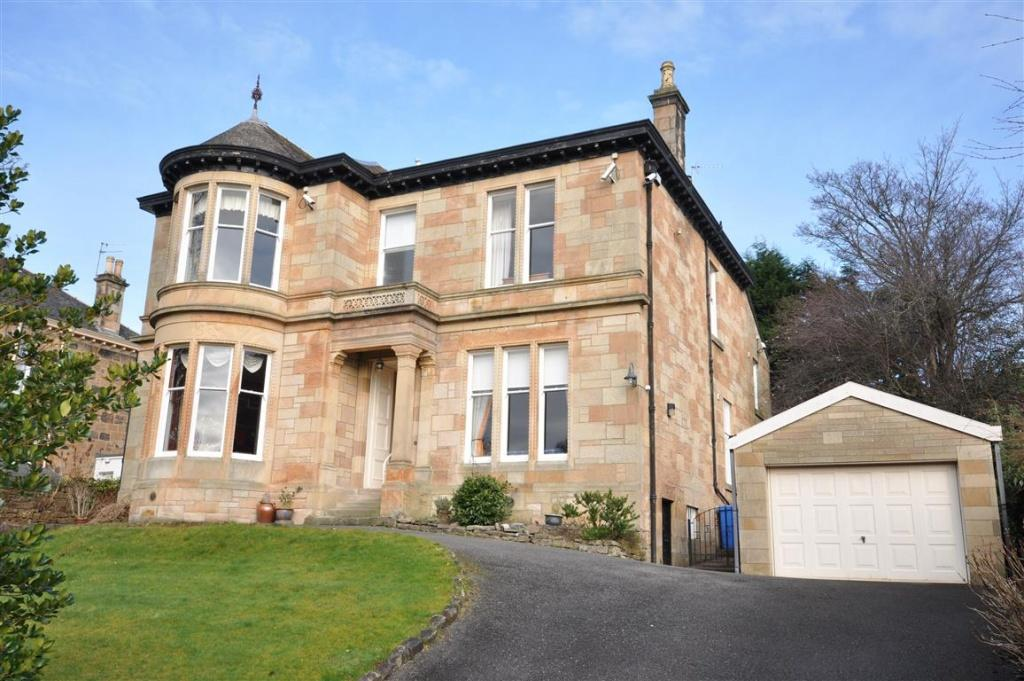 4 Bedrooms Detached House for sale in Westwood, 60 Dalziel Drive, Pollokshields, G41 4PA