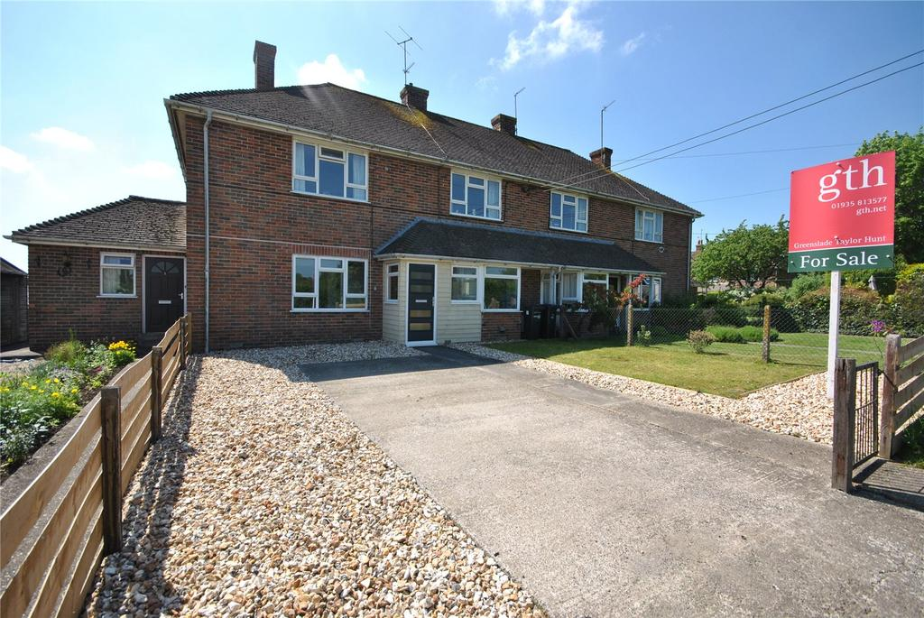 2 Bedrooms Apartment Flat for sale in Wheathill Way, Milborne Port, Sherborne, Dorset, DT9