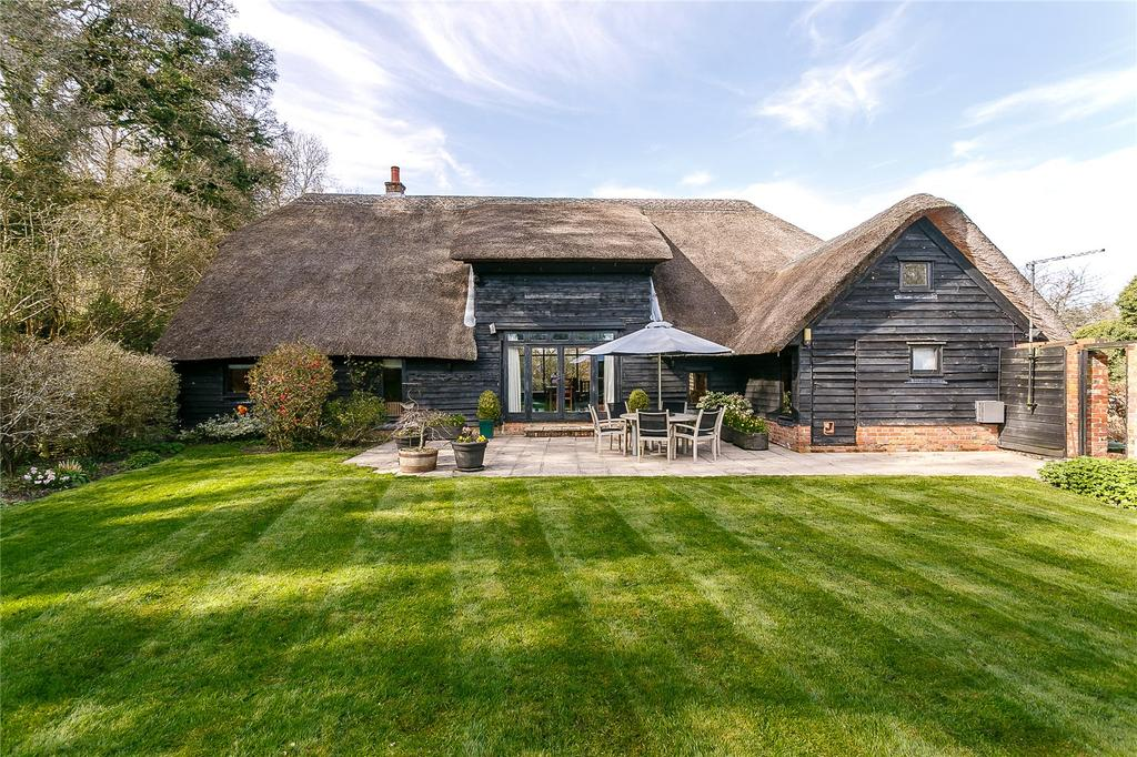 5 Bedrooms Detached House for sale in Hartley Mauditt, Alton, Hampshire