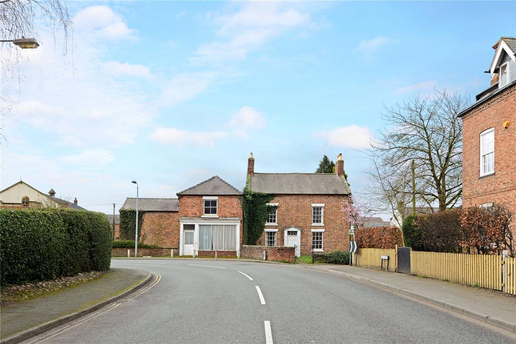 4 Bedrooms Detached House for sale in Penyllan Street, Overton-On-Dee, Wrexham, Clwyd, LL13