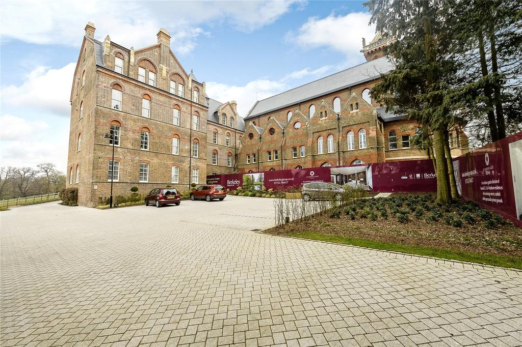 2 Bedrooms Flat for sale in Alderton Court, 1 Holborn Close, London, NW7
