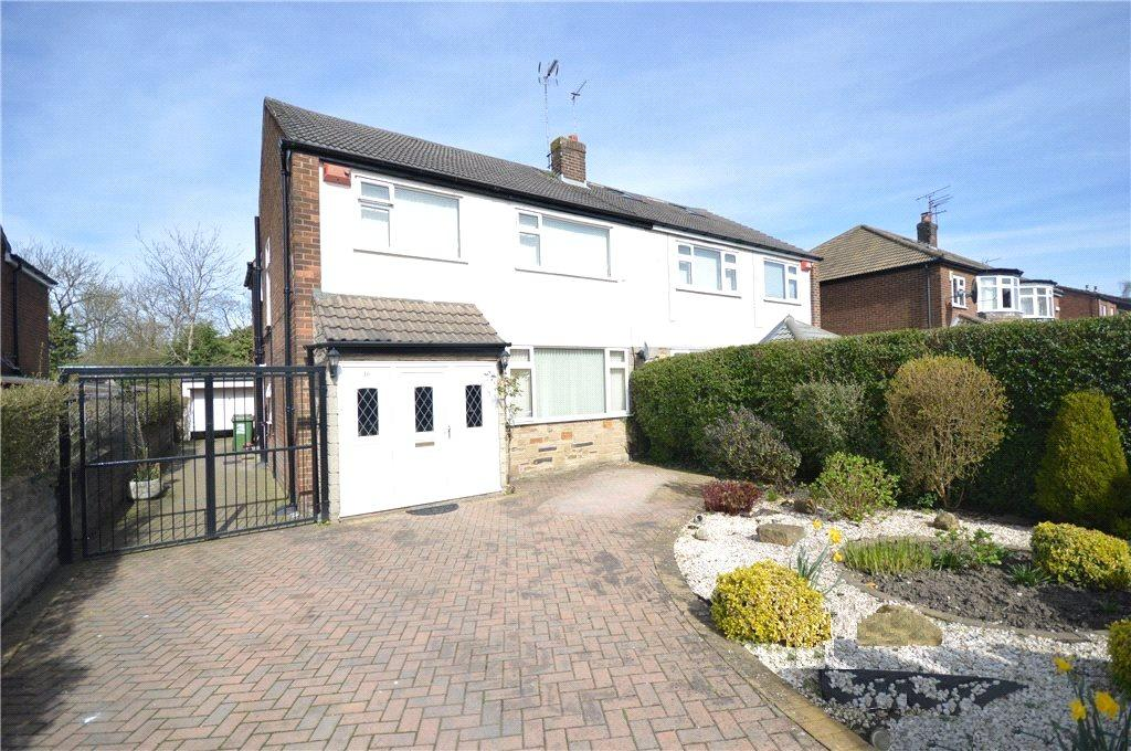 4 Bedrooms Semi Detached House for sale in Primley Park View, Leeds, West Yorkshire