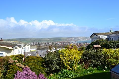 2 bedroom mobile home for sale - Swanage