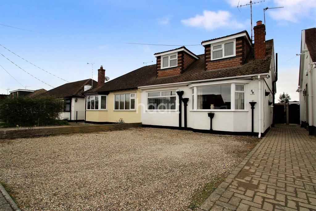 4 Bedrooms Semi Detached House for sale in Somerset Avenue, Rochford