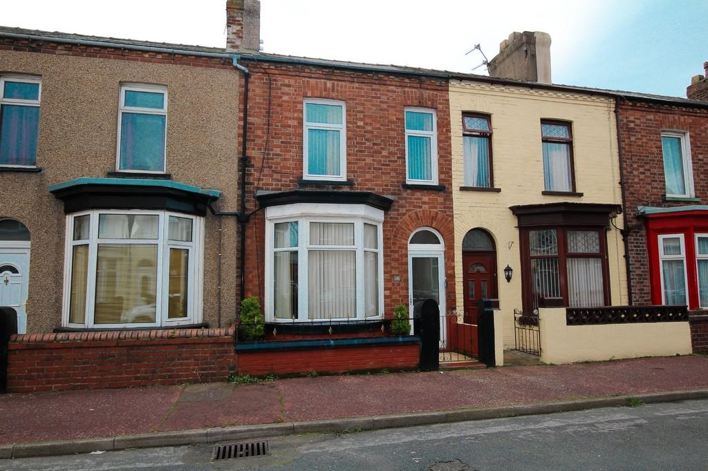 2 Bedrooms Terraced House for sale in Dumfries Street, Barrow-In-Furness