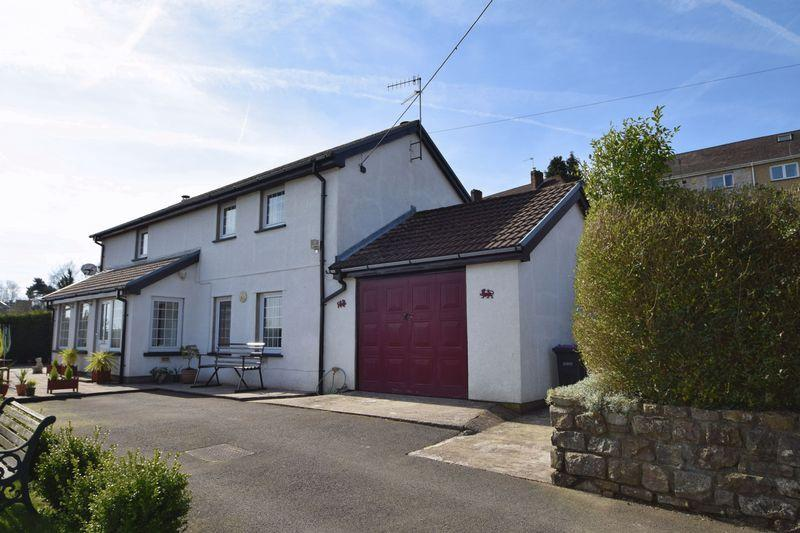 4 Bedrooms Cottage House for sale in Penywain Cottage, School Lane, Wainfelin, Pontypool