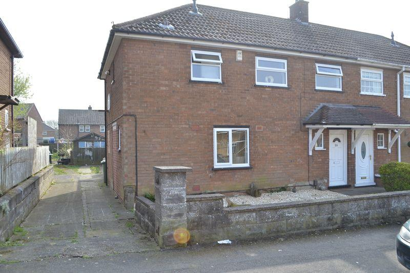 3 Bedrooms End Of Terrace House for sale in Asterby Road, Scunthorpe