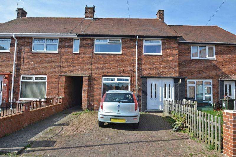 3 Bedrooms Terraced House for sale in Acton Drive, North Shields