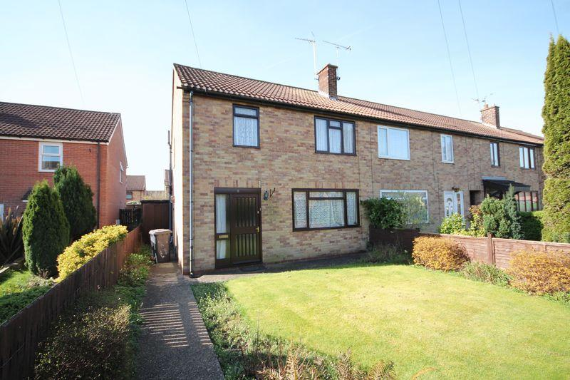 3 Bedrooms Semi Detached House for sale in DOVERIDGE WALK, LITTLEOVER.