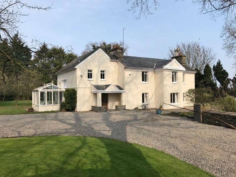 4 Bedrooms Detached House for sale in Brough Jairg Moar, Main Road, Isle Of Man