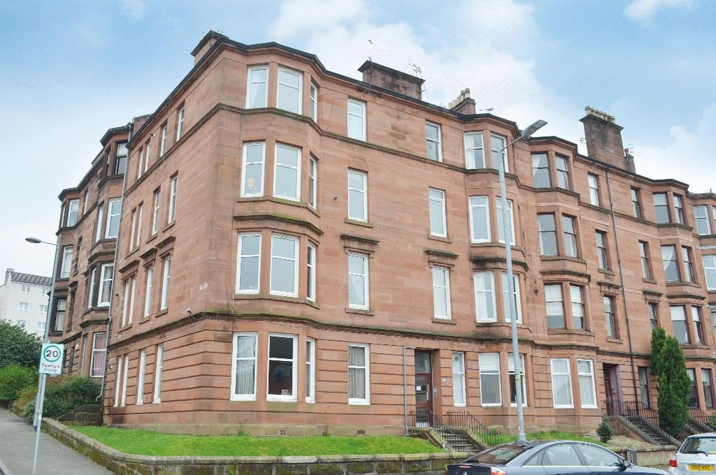 1 Bedroom Flat for sale in Crow Road, Flat 0/2, Thornwood, Glasgow, G11 7PY
