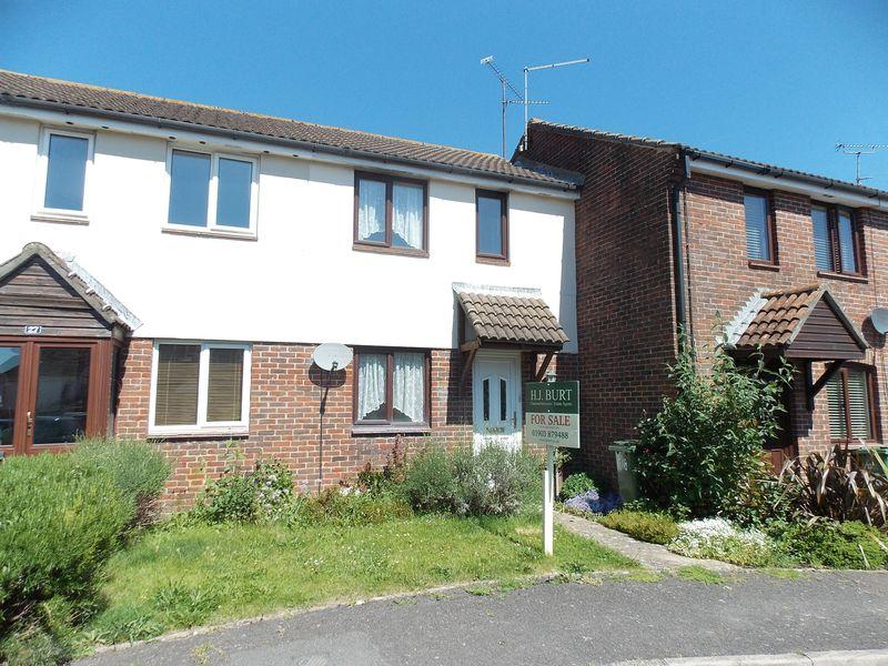 2 Bedrooms Terraced House for sale in Steyning