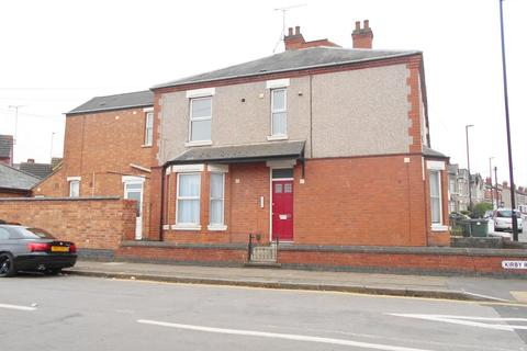 Studio to rent - Flat 5, Kirby Road, Earlsdon, Coventry.
