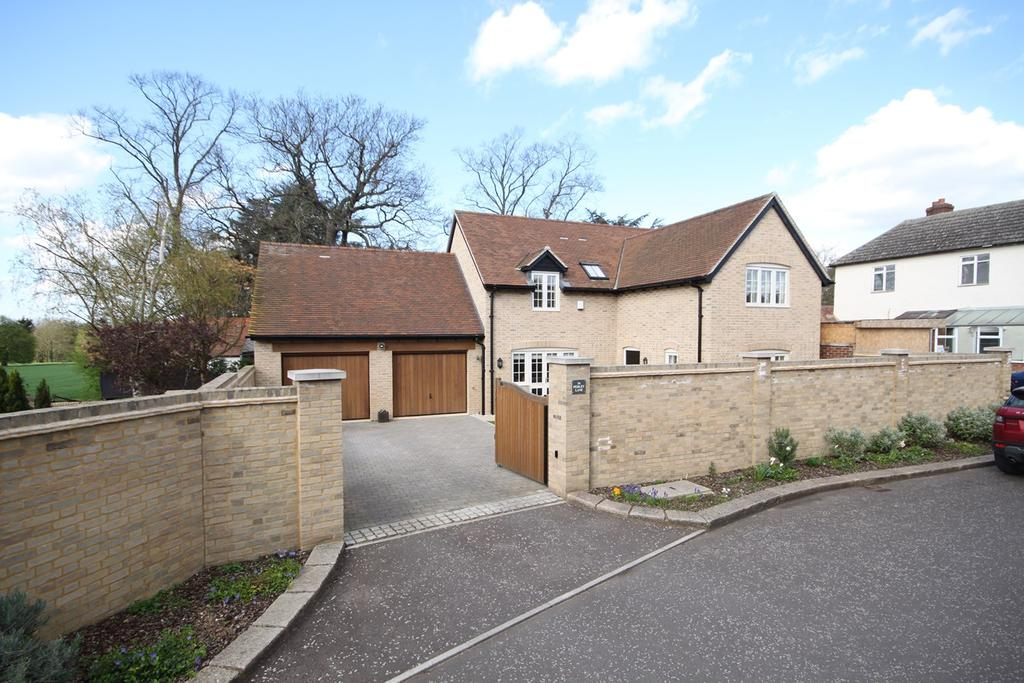 4 Bedrooms Detached House for sale in Pedley Lane, Clifton, Shefford, SG17
