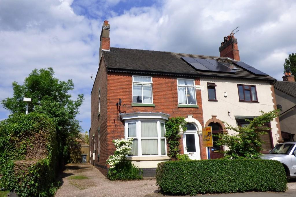 3 Bedrooms Semi Detached House for sale in Burton Road, Midway
