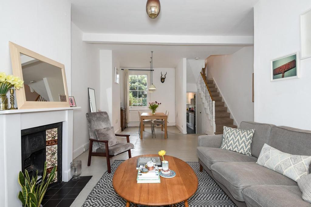 2 Bedrooms Terraced House for sale in Landells Road, East Dulwich, SE22