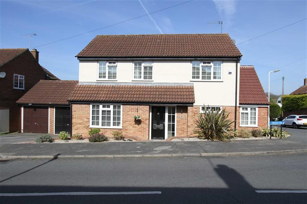 4 Bedrooms Detached House for sale in Vincent Way, Billericay