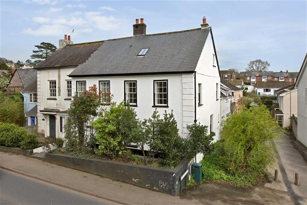 4 Bedrooms Detached House for sale in Bridgetown, Totnes, Devon, TQ9