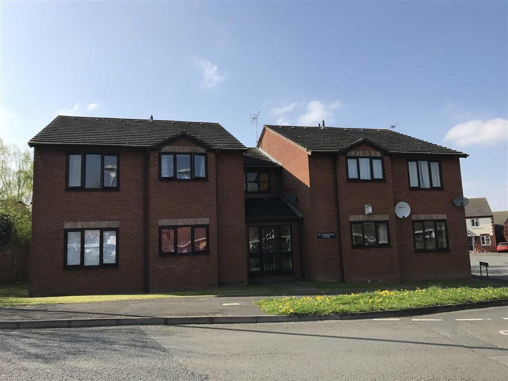 1 Bedroom Flat for sale in St Augustines Court, BELMONT, Hereford