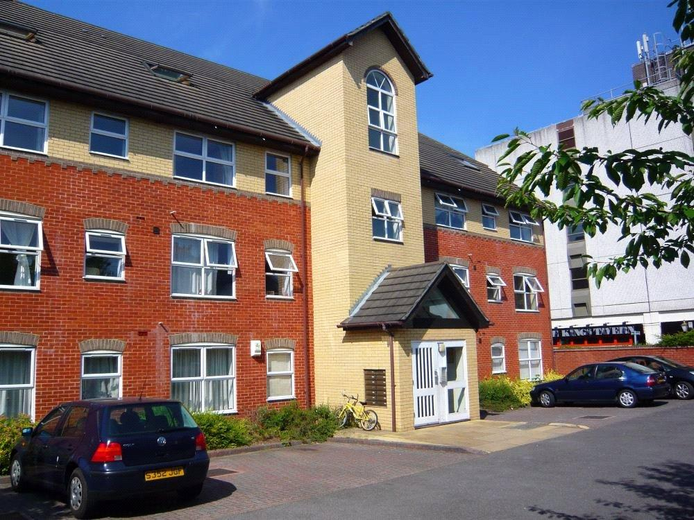 2 Bedrooms Apartment Flat for sale in Charles Place, 246 Kings Road, Reading, Berkshire, RG1