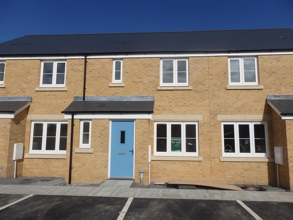 3 Bedrooms Terraced House for sale in Ynys Y Mor, Machynys, Llanelli