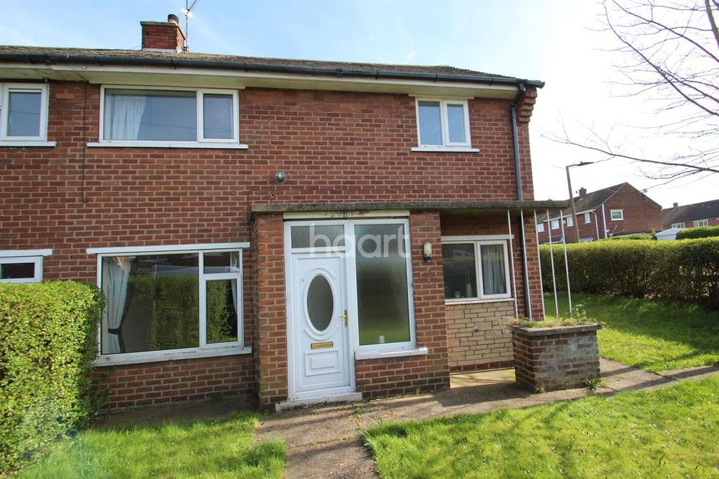 3 Bedrooms End Of Terrace House for sale in Ewood Drive, Cantley