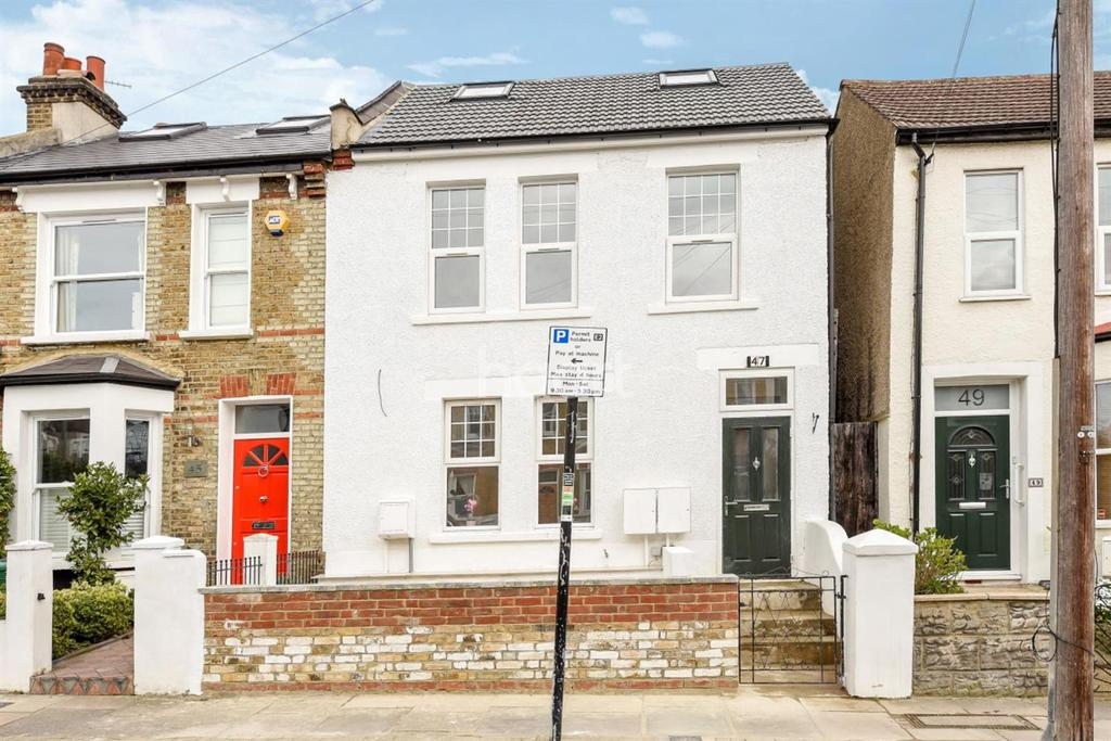 5 Bedrooms Terraced House for sale in Himley Road, Tooting, SW17