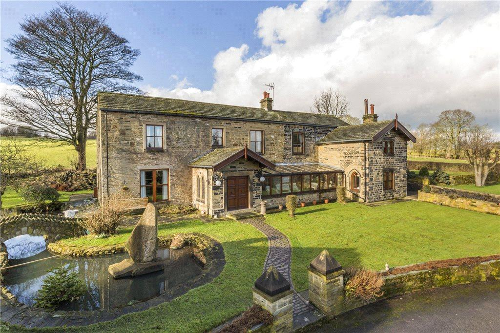 5 Bedrooms Unique Property for sale in Hawthorne Glen Farm, Priesthorpe Road, Calverley, Pudsey