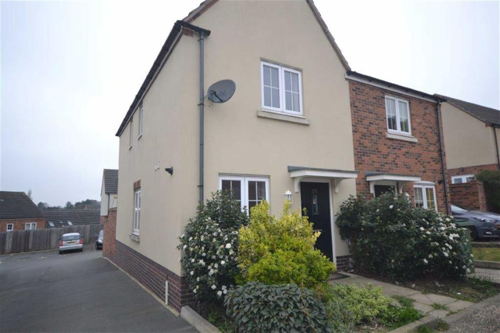 2 Bedrooms Semi Detached House for sale in Seven Foot Lane, Camp Hill, Nuneaton