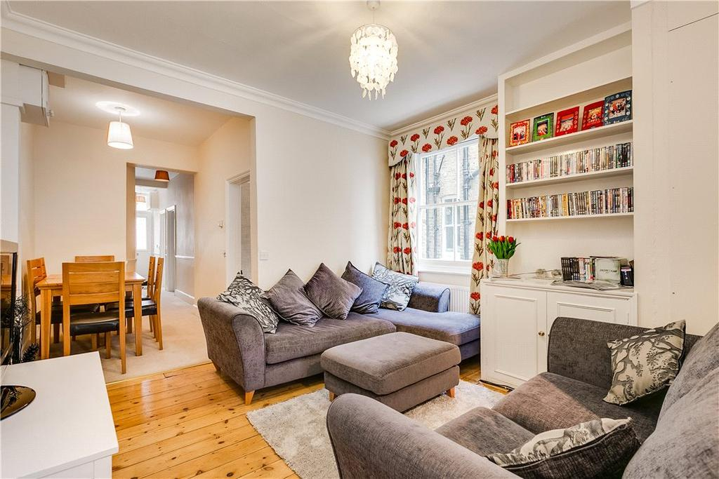 2 Bedrooms Flat for sale in Vera Road, Fulham, London, SW6