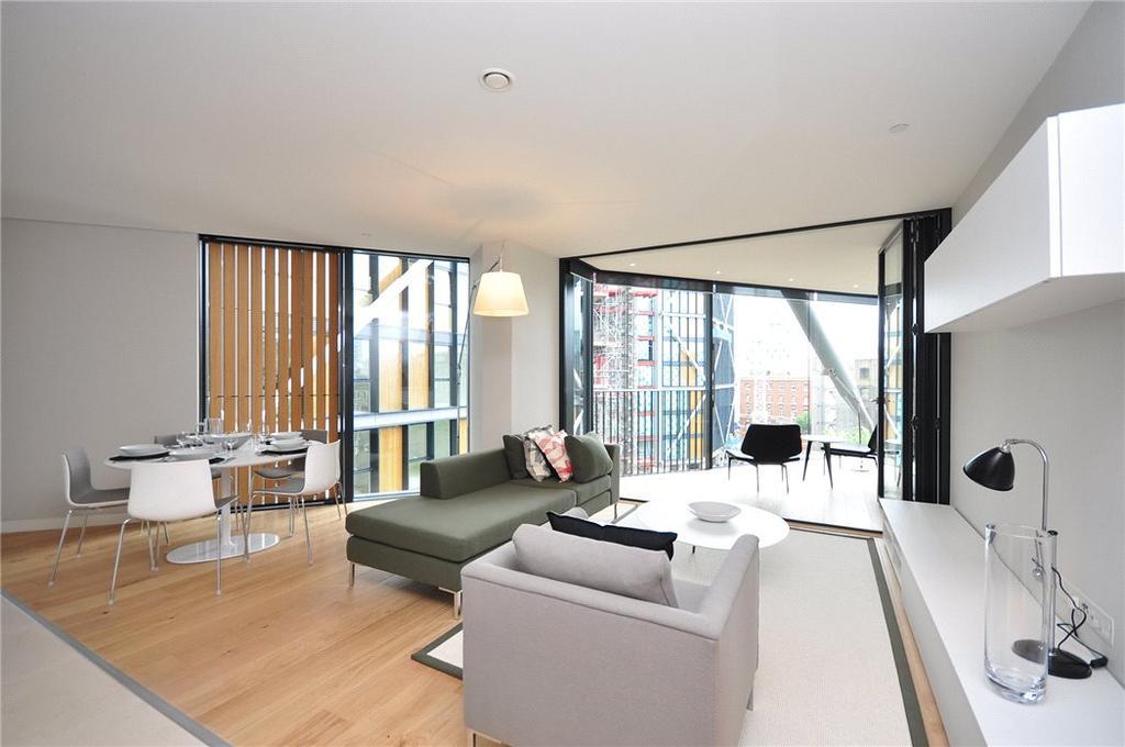 2 Bedrooms Flat for sale in NEO Bankside, 50 Holland Street, Southbank, London, SE1