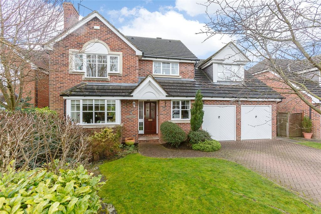 5 Bedrooms Detached House for sale in Woodlands Green, Harrogate, North Yorkshire