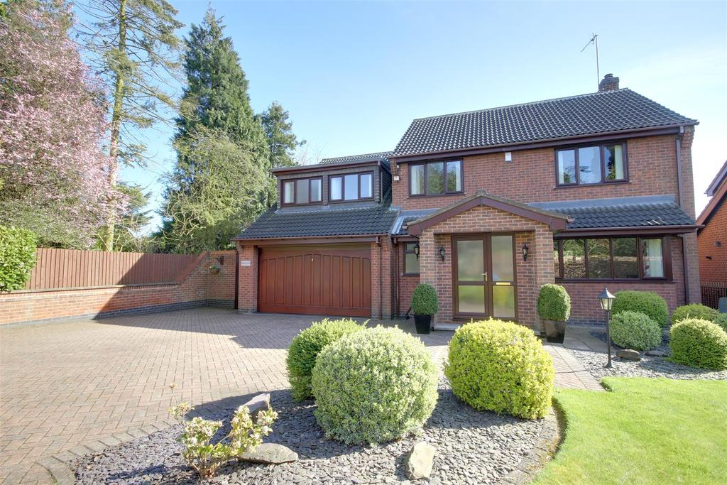 4 Bedrooms Detached House for sale in Spinneycroft Close, Melton Road, North Ferriby