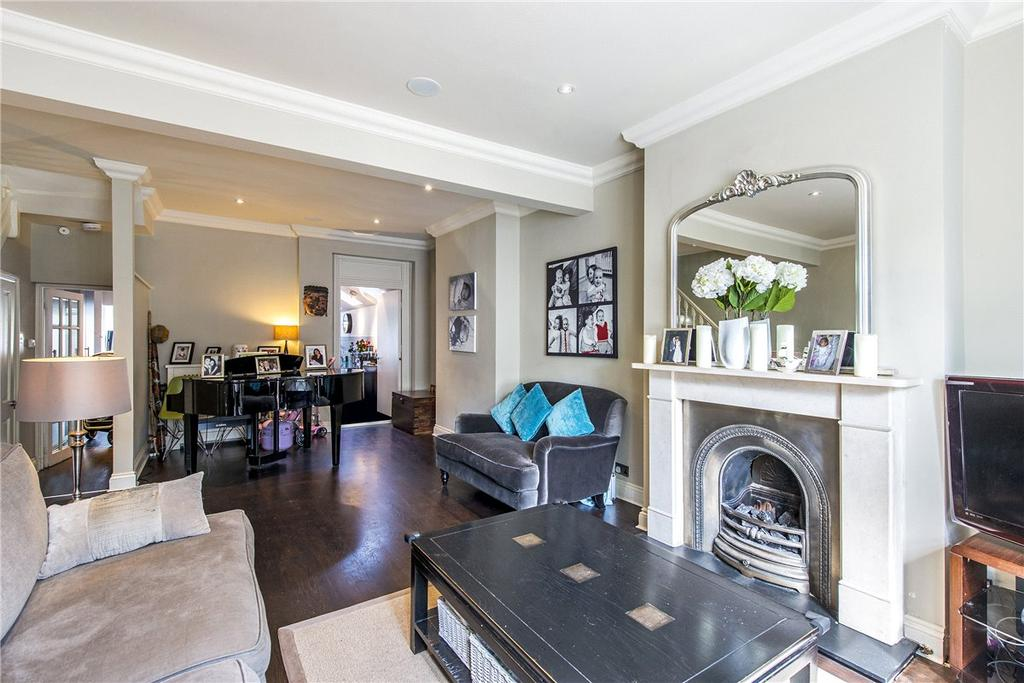 4 Bedrooms Terraced House for sale in Kenyon Street, London, SW6