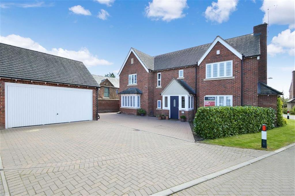 4 Bedrooms Detached House for sale in 7, Hall Farm Grange, Ruyton XI Towns, SY4