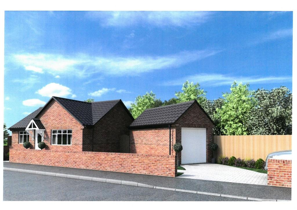 2 Bedrooms Detached Bungalow for sale in New Build Bungalow, Saville Road, Sutton in Ashfield