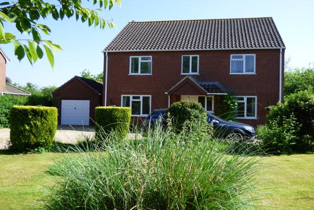 4 Bedrooms Detached House for sale in Hasthorpe Road , Sloothby, Alford, LN13