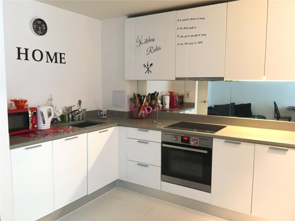 1 Bedroom Flat for sale in Cardinal Building, Station Approach, Hayes, UB3