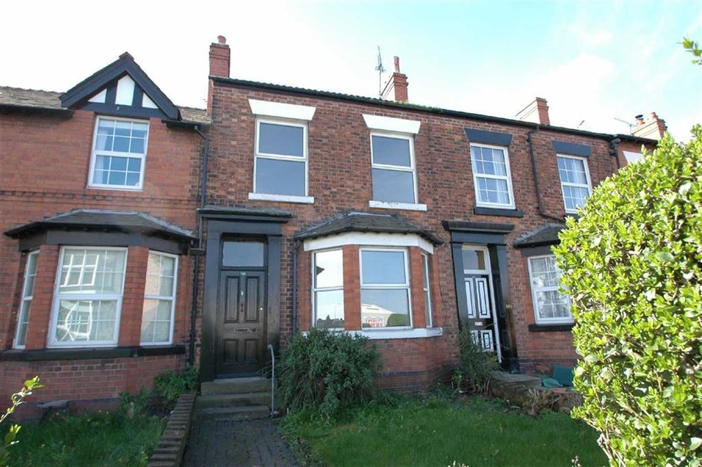 2 Bedrooms Terraced House for sale in Tarvin Road, Boughton, Chester