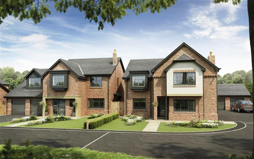 4 Bedrooms Detached House for sale in Kettle Lane, Buerton Crewe, Cheshire