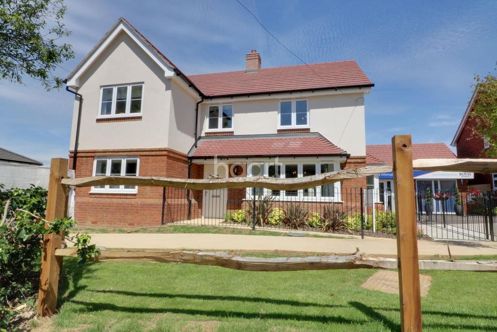 5 Bedrooms Detached House for sale in Emmbrook Place, Matthewsgreen Road