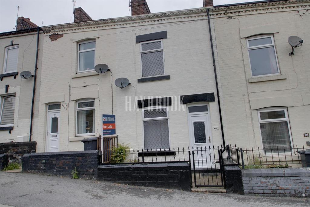 2 Bedrooms Terraced House for sale in Corporation Street, Barnsley
