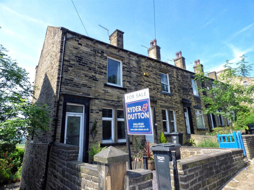 Yorkshire Terrace: Warley Road, King Cross, Halifax, West Yorkshire, HX1 2