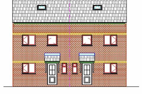 4 bedroom semi-detached house for sale - Plot 2 Belgrave Road, 58B Belgrave Road, Moston, Manchester, M40