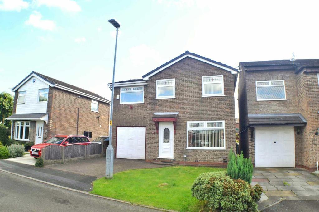 Lindisfarne Road Ashton Under Lyne Lancashire Ol7 4 Bed Detached House 210 700
